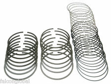 Buick 400+Chrysler 340 Perfect Circle/MAHLE MOLY Piston Ring Set +.030""
