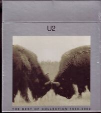 """U 2 """"The Best Of Collection 1990 - 2000"""" 7 INCH VINYL + Promo Box Set  SEALED"""