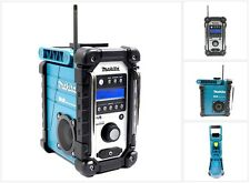 MAKITA DMR104 DAB RADIO - COMPATIBLE WITH 18V LI-ION BATTERIES