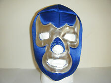 BLUE DEMON NEW ADULT WRESTLING LUCHA LIBRE LUCHADOR ADULT WRESTLING MASK MEXICAN