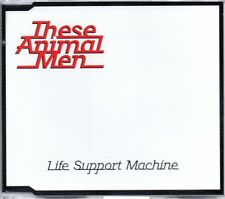 THESE ANIMAL MEN - LIFE SUPPORT MACHINE - 3 TRACK CD SINGLE