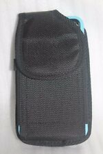 Nylon Belt Clip Loop Holster Pouch FIT Phone with Otterbox Preserver Case on