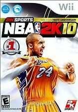 NBA 2K10 - Nintendo Wii Video Game BRAND NEW FAST SHIPPING