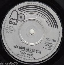 TERRY JACKS Seasons In The Sun / Put The Bone In 45