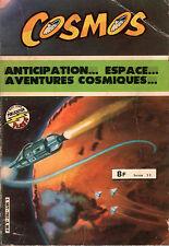 Recueil Cosmos N° 7057 (Anticipation,espace,aventures cosmiques), Aredit ,1982