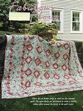 Fabulous Flora Quilt Pattern Pieced HW