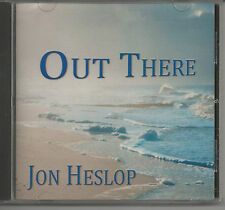 Out There Jon Heslop folk songwriter Cornwall CD
