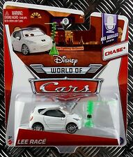 Disney Pixar Cars 2 CHASE Lee Race Mel Dorado Show 2 of 9