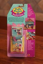 1994 Bluebird Mattel Polly Pocket Pollyville Beach Cafe 11199