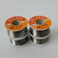 Tin Lead Line Rosin Core Flux Solder Welding Iron Wire Reel 63/37 1mm 100g FO