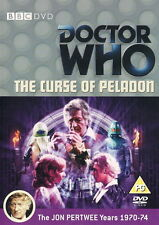 Doctor Who - The Curse of Peladon (Special Edition) Dispatch in 24 hours  Dr Who