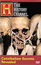 Cannibalism Secrets Revealed (History Channel)  DVD