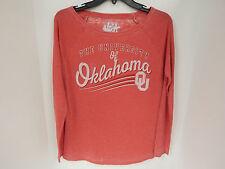 Touch by Alyssa Milano Oklahoma University Second Season Sample Long Sleeve-M