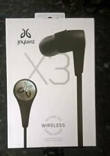 Jaybird X3 Wireless In-Ear Bluetooth Headphones, Black (NIB, factory sealed)