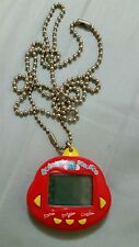 New Rakuraku Dinokun Rare Virtual Pet Dinkie Dino Red  Import Japan Tamagotchi