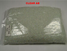 WHOLESALE LOT 500 GRAMS 12/0 GLASS SEED BEADS CLEARANCE (SS-708)