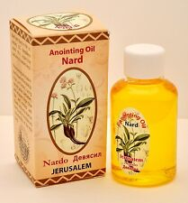 Anointing Oil Nard 40.ml Botte Fragrance Of The Holy Bible Jerusalem