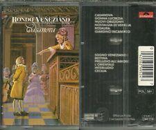 RARE / K7 AUDIO - RONDO VENEZIANO : CASANOVA / TAPE