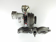 Turbo Seat Leon Toledo Altea  2.0 TDI BKD/AZV 724930 140/136bhp TURBOCHARGER
