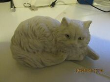 Cats and ornaments - latex mould mold of a small  Cat 12cms x 7cms x 5cms