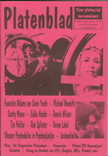 PLATENBLAD 130 SONIC YOUTH Outsiders TIM HOLLIER Michael Nesmith SCOTTY MOORE