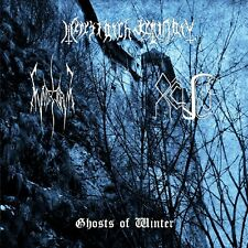 Heresiarch Seminary / Occulus / Windstorm - Ghosts of Winter 3 Way Split CD