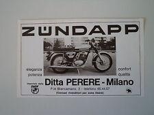 advertising Pubblicità 1976 MOTO ZUNDAPP KS 125 SPORT