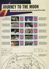 Journey to the Moon 40th Anniversary - Smilers/Commemorative Stamp Sheet Pack
