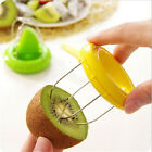 1X Cool Style Fruit Cutter Peeler Slicer Kitchen Gadgets Tools For Pitaya Green