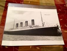 TITANIC SURVIVOR MILLVINA DEAN SIGNED AUTOGRAPHED PHOTO WHITE STAR LINE PICTURE