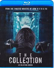 THE COLLECTION (THE COLLECTOR PART 2, HORROR) *NEW BLU-RAY*