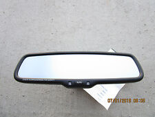 08 - 12 TOYOTA FJ CRUISER REAR VIEW MIRROR WITH BACK UP CAMERA LCD DISPLAY