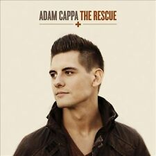 The  Rescue * by Adam Cappa (CD, Mar-2012, Bec) SEALED NEW CCM cut out notch