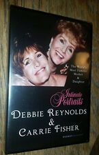 2011 - Intimate Portraits - Debbie Reynolds and Carrie Fisher (DVD) Hearst Ent