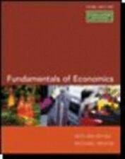 Fundamentals of Economics by Michael Melvin and William Boyes (2005, Paperback)