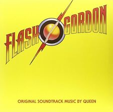 QUEEN 'Flash Gordon' OST 180gm Vinyl LP 2015  NEW & SEALED