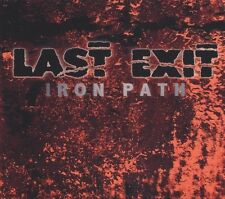 LAST EXIT - IRON PATH  CD NEU