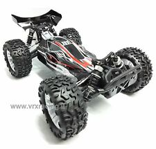 MEGA BUGGY BUGSTER OFF ROAD BRUSHLESS 7,4V RADIO 2.4 FLY SKY 1:10 4WD RH1032 VRX