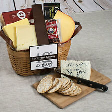 Say Cheese! Gift Basket - FREE SHIPPING (4.6 pound)
