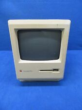 Vintage Apple Macintosh Plus 1Mb M0001A Computer w/ Apple Signatures
