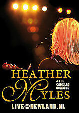 Heather Miles And The Cadillac Cowboys - Live @ Newland, NL (2008)  DVD  NEW