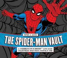 Spider-Man Vault, David, Peter A., Good, Hardcover