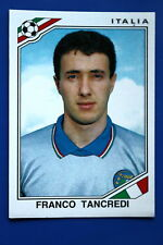 Panini WC MEXICO 86 N. 38 ITALIA TANCREDI WITH BACK VERY GOOD CONDITION!!