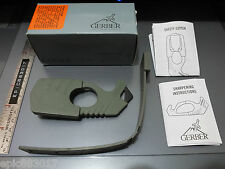 ▶ Gerber USA Strap Cutter Military Safety Rescue Hook Knife Glass Breaker MOLLE