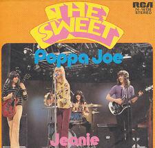 """7"""" - The Sweet - POPPA JOE / JEANIE - RCA 7416135 - DE 1972"""