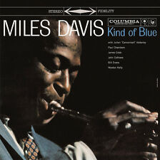 Brand New! Miles Davis - Kind of Blue - Vinyl LP 180 Gram 2010 Release