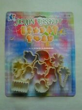 10 pieces Various Shape Cookie Cutter Set ; bell,ice cream,flower Free Shipping