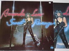 AMANDA LEAR -Sweet Revenge- LP + Poster
