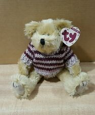 """8"""" Chelsea Bear Attic Treasure by Ty Retired Mint with Mint Tags"""