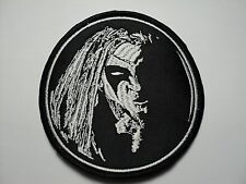 MAYHEM  DEAD  ROUND     EMBROIDERED PATCH